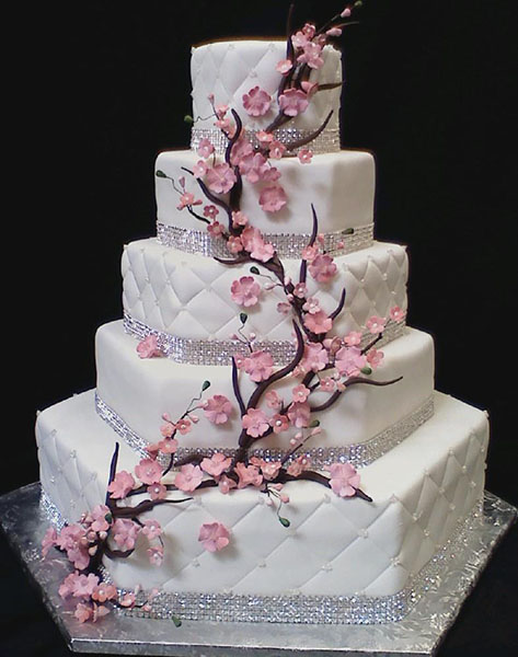 Cake Expressions Wedding Cakes - Photo Gallery 5